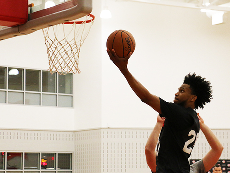 PHOTOS: Marvin Bagley III's Pre-Draft Workout