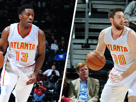 Hawks Sign Patterson, Kelly to Multi-Year Contracts