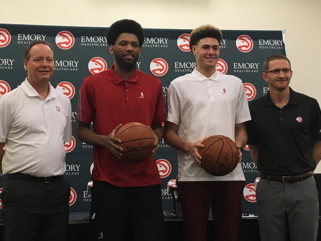 Bembry, Cordinier Ready For Challenge Ahead
