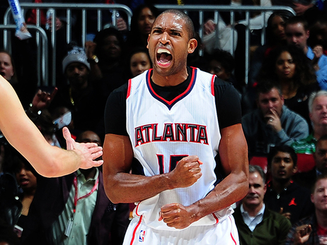 Best of Al Horford from 2014-15