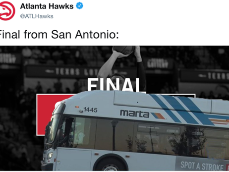 Hawks' Top Tweets of The 2017-18 Season
