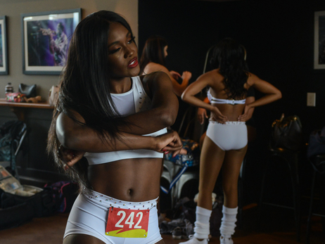 ATL Dancers Wrap Up Auditions At Finals