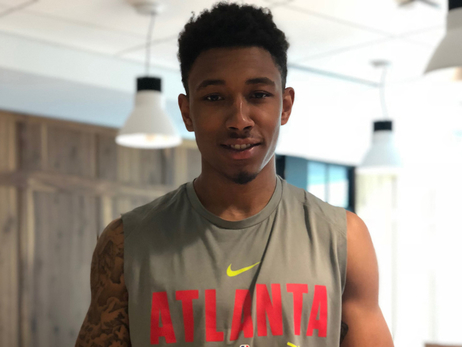 Hawks Sign Jaylen Adams To Two-Way Contract