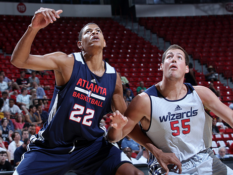 Edy Tavares, Mike Muscala Headline Hawks' Summer League Roster