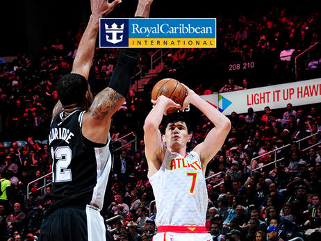 Hawks Outwork Spurs In Win At Home
