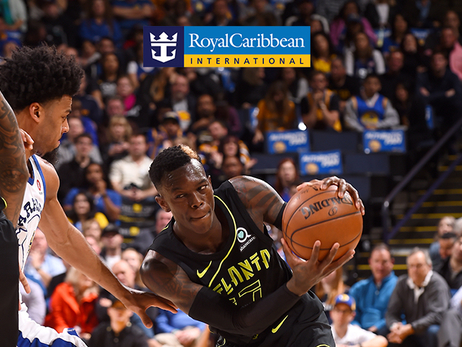 Hawks Hustle Hard But Fall To Warriors
