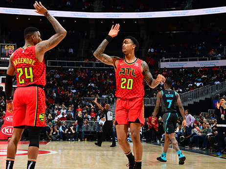 Hawks Defeat Hornets In Thrilling Fashion