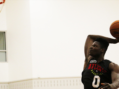 PHOTOS: Top Photos of Pre-Draft Workouts
