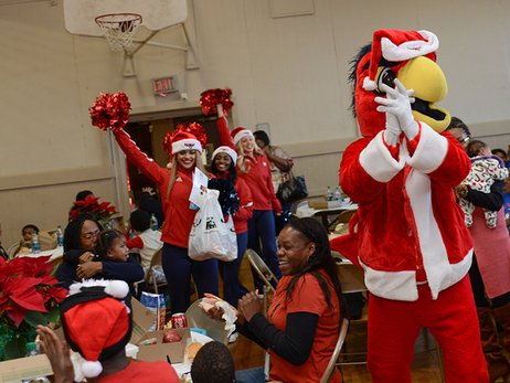 Hawks Surprise Children's Shelter