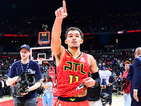 Trae Young: Top Photos of Rookie Season