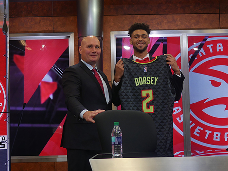 NBA Is Dorsey's Next Big Moment To Shine