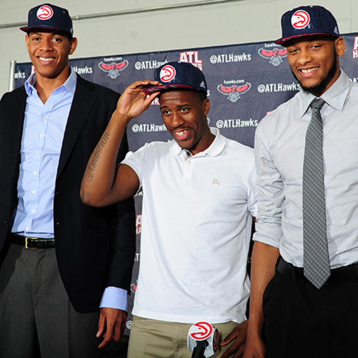 2014 Draft Press Conference