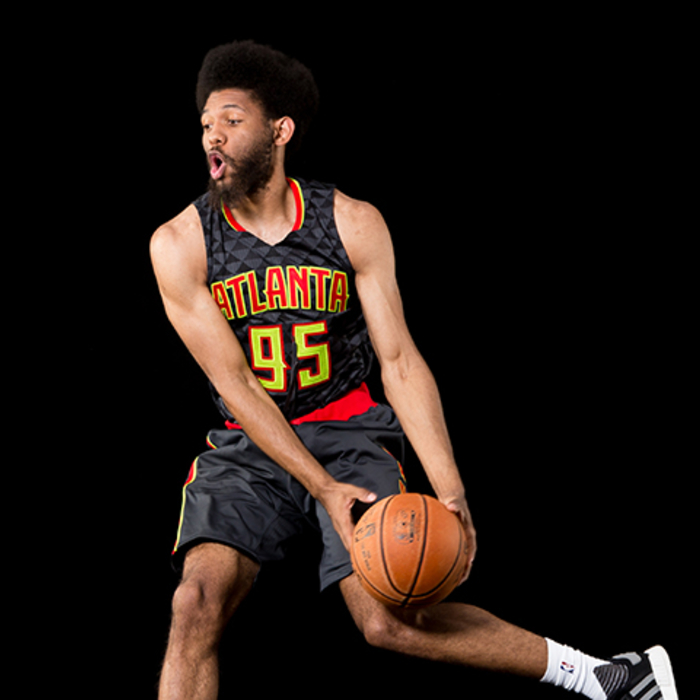12 Can't-Miss Shots Of DeAndre' Bembry From Rookie Photo