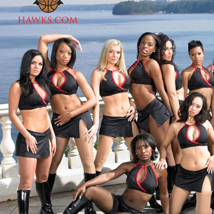 From the Vault - Hawks Dancers