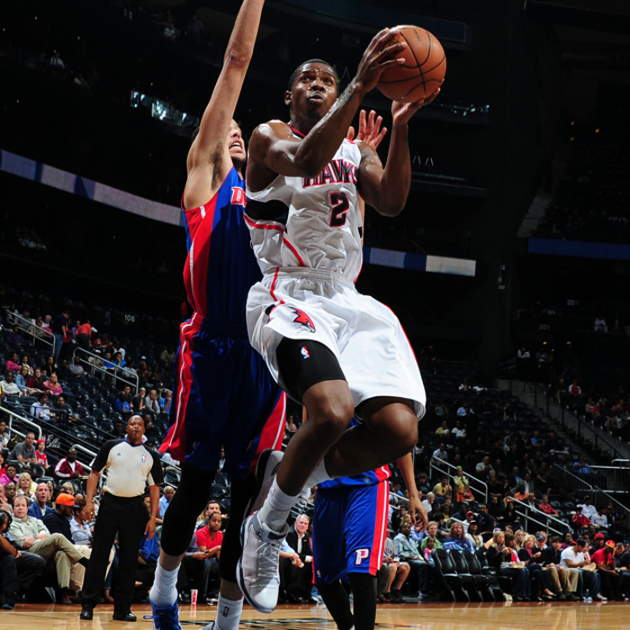 Hawks vs. Pistons – April 18, 2012