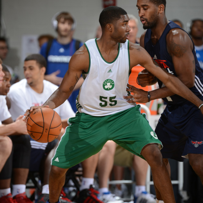 2012 Summer League - Hawks, 69 - Boston, 87