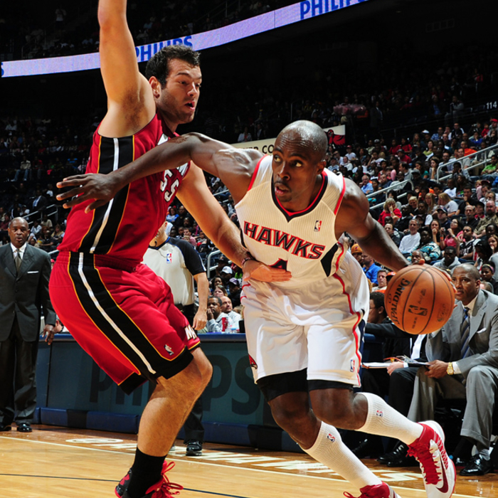 Anthony Tolliver 2012-13 Photo Gallery