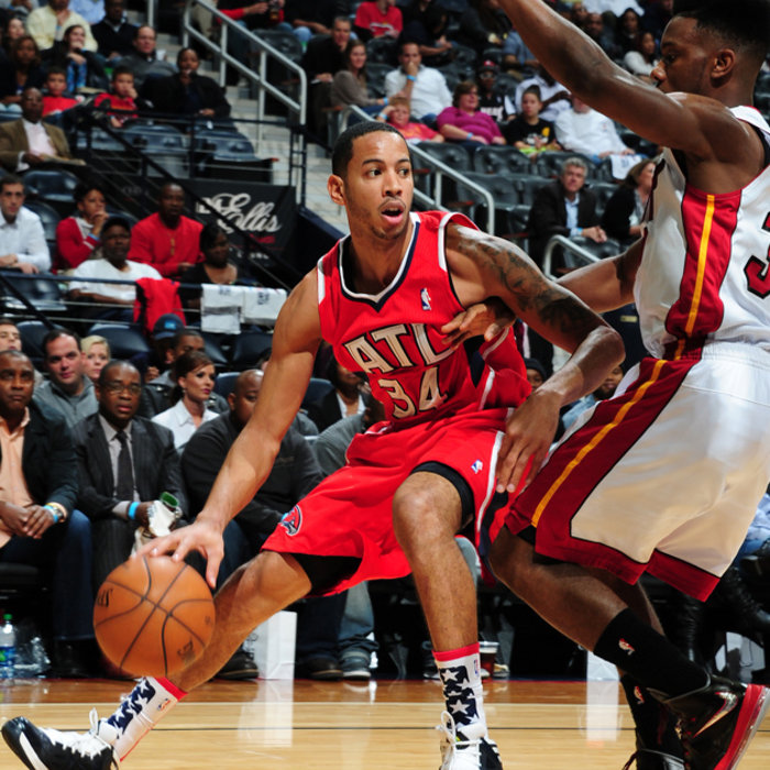 Devin Harris 2012-13 Photo Gallery