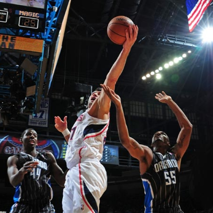 Hawks vs. Magic - November 19, 2012