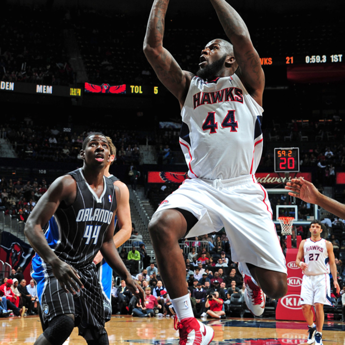 Ivan Johnson 2012-13 Photo Gallery