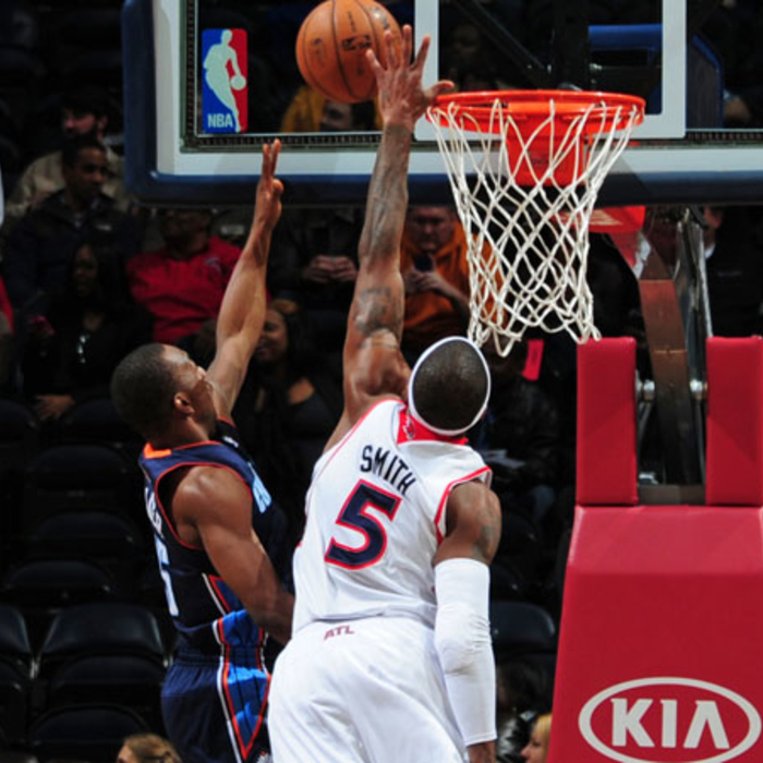 Hawks vs. Bobcats - November 28, 2012