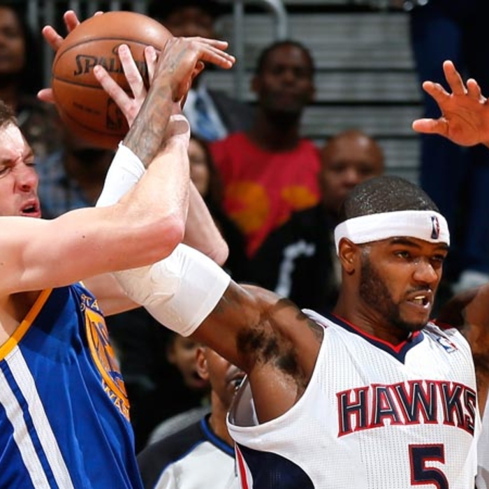 Hawks vs. Warriors - December 15, 2012