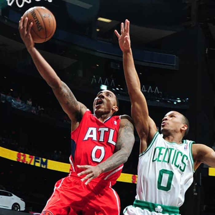 Hawks vs. Celtics - January 5, 2013