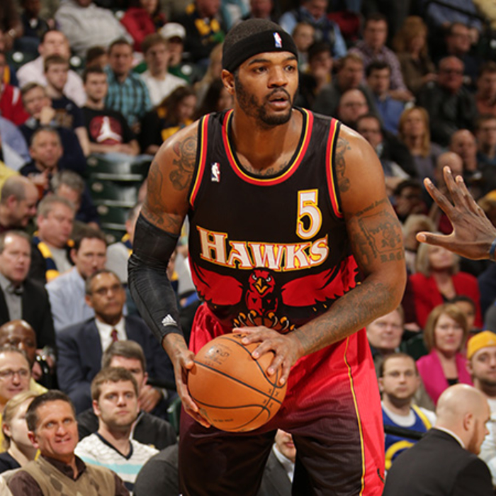 Hawks at Pacers - February 5, 2013