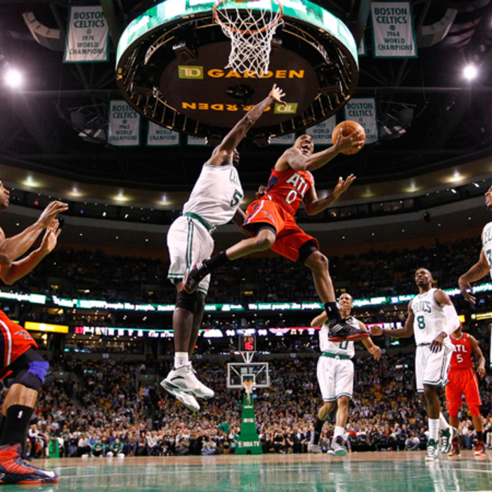 Check out the best-of photos of Jeff Teague from the 2012-13 season!