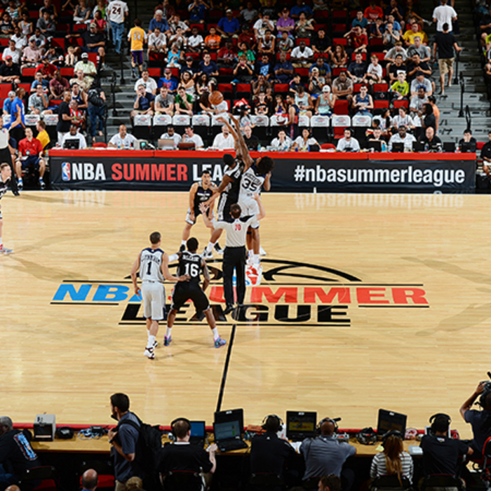 The Hawks tip off against the Kings marking their last 2013 Summer League game.
