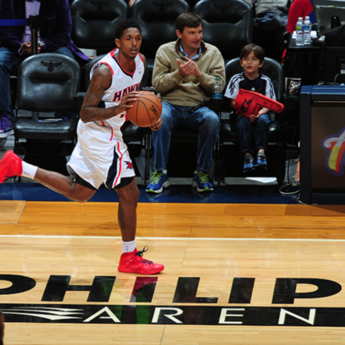 Hawks vs. Sixers | November 15, 2013