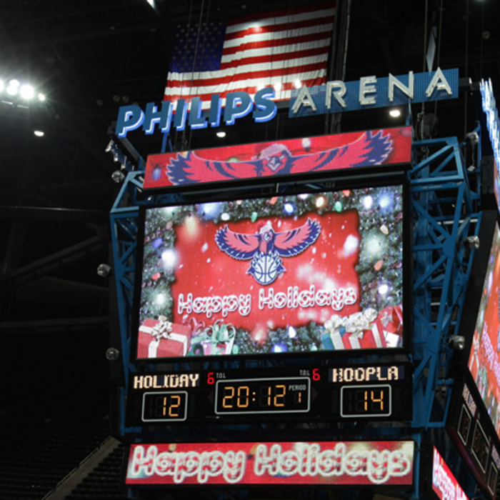 2012-13 Hawks Holiday Hoopla