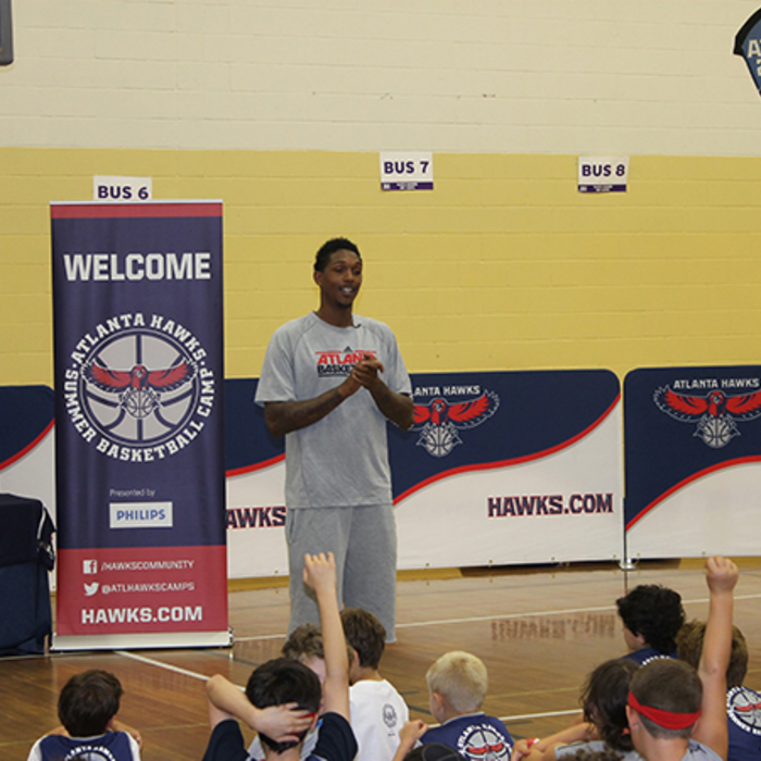 Atlanta Hawks Summer Basketball Camps presented by Philips