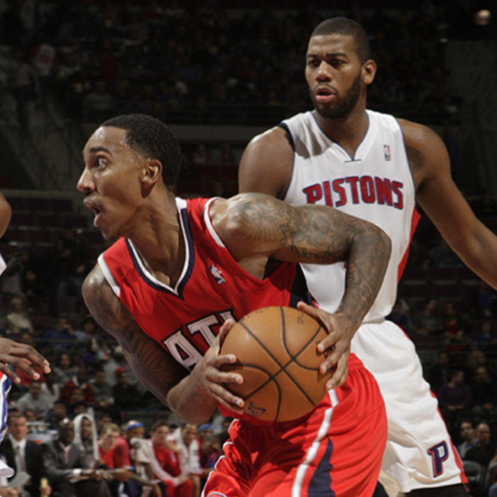Hawks at Pistons: January 4, 2012