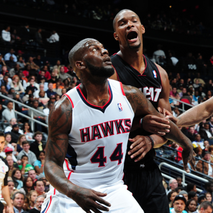 Roster Gallery: Ivan Johnson