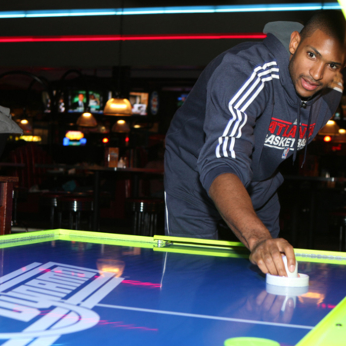 Al Horford Holiday Event - by Jennifer Boxley: 01/01/2011