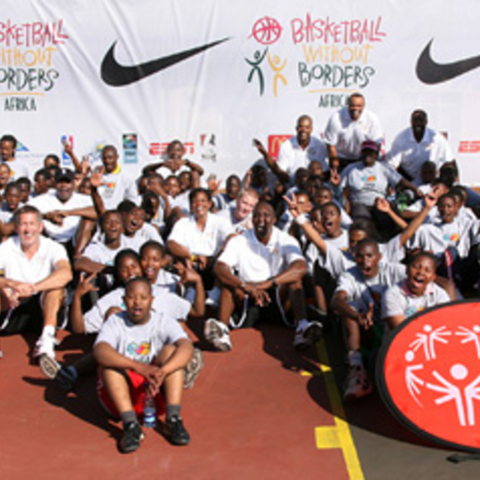 Basketball Without Borders - Africa 2011