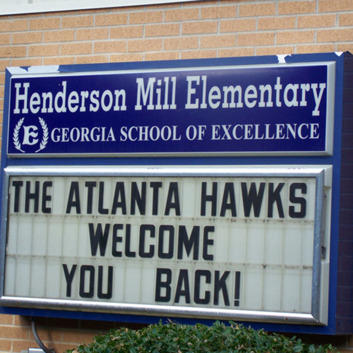 Back to School at Henderson Mill