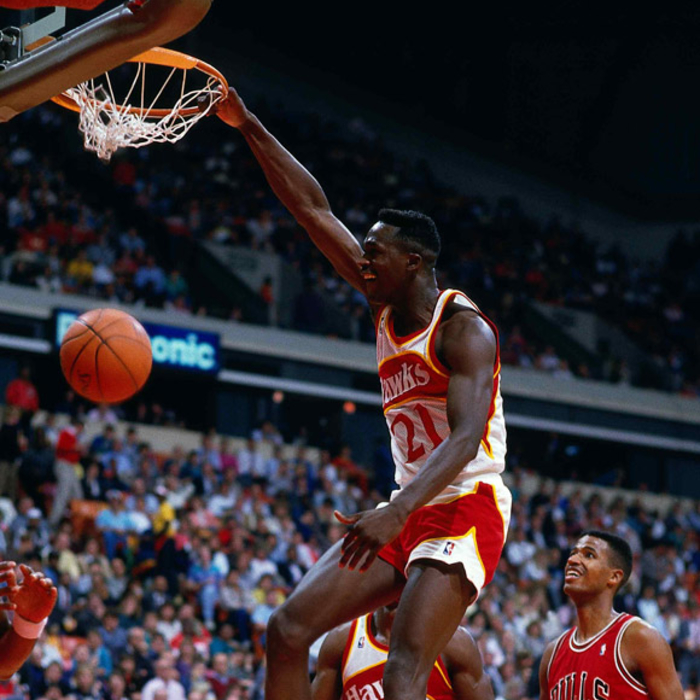 Hawks Classic - Dominique Wilkins