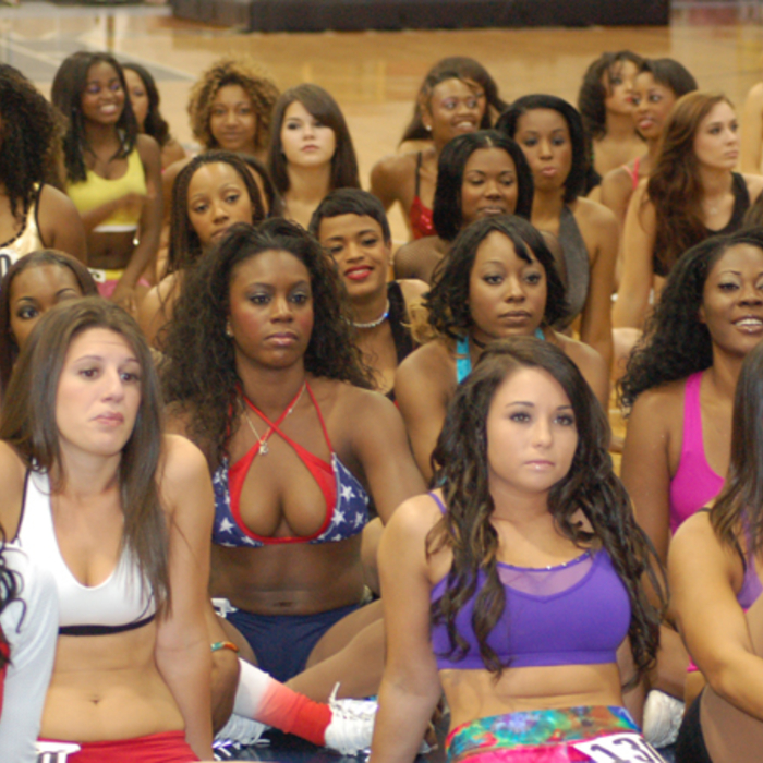2010 Dance Team Auditions - Prelims