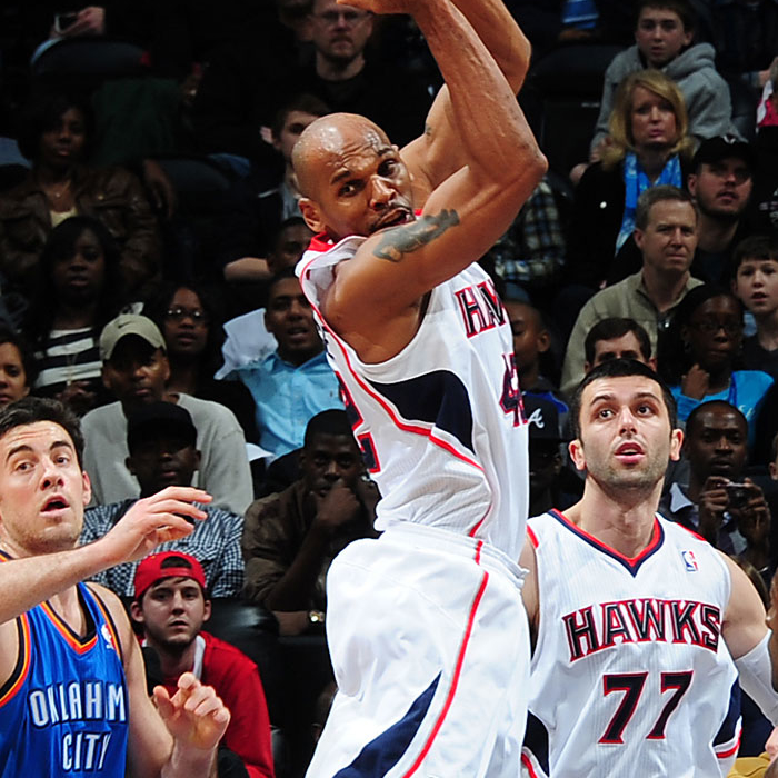 Jerry Stackhouse - Roster Gallery