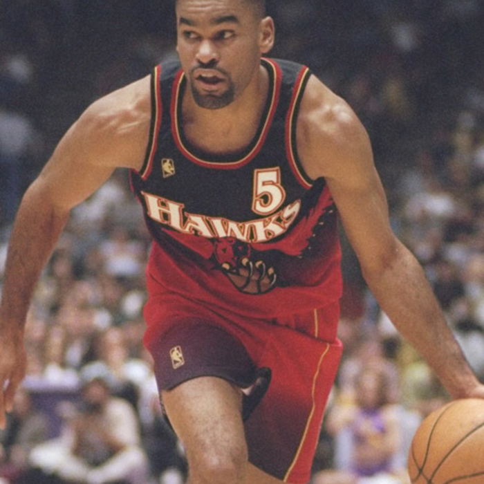 Eldridge Recasner as a Hawk (1996-98)