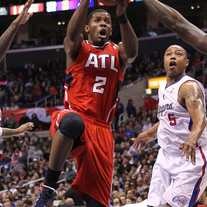 Hawks at Clippers - March 14, 2012