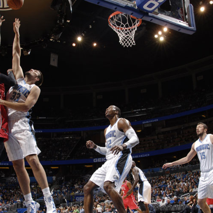 Hawks at Magic: 2/10/12