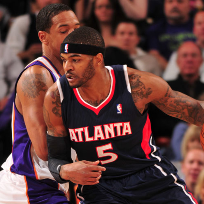 Hawks at Suns: Feb. 15, 2012