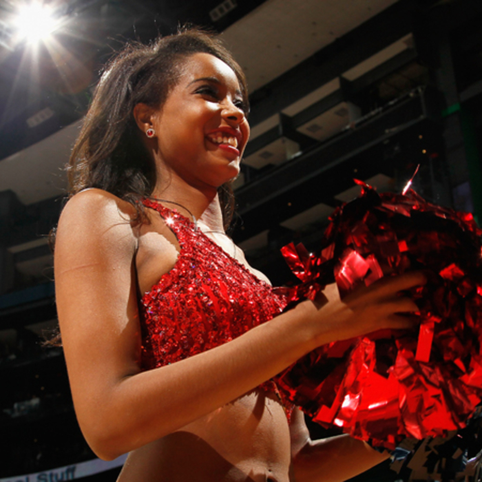 Hawks Cheerleaders 2010-11