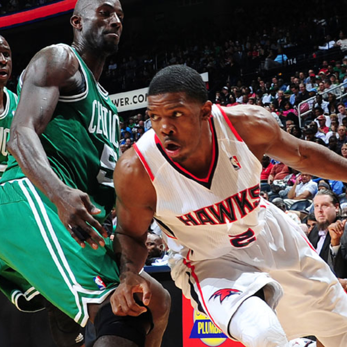Hawks vs. Celtics - March 19, 2012
