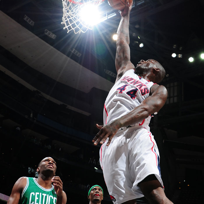 Hawks vs. Celtics - April 20, 2012