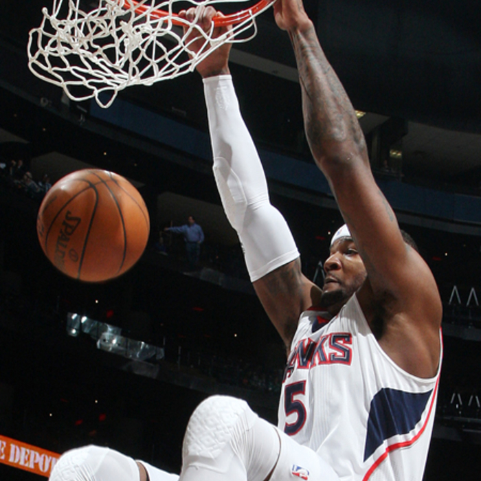 Hawks vs Bobcats - Photos by Scott Cunningham: 2/12/2011
