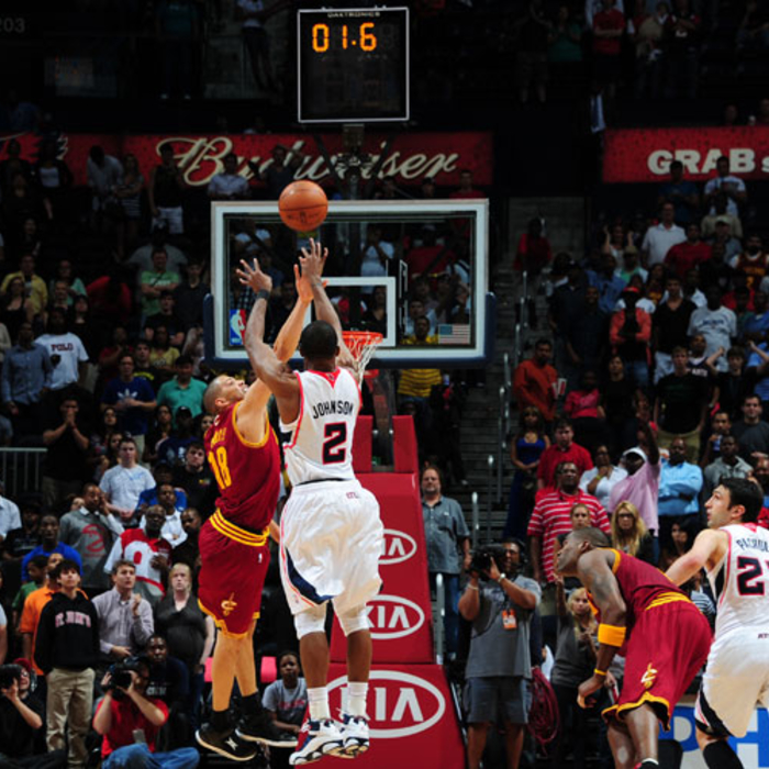 Hawks vs. Cavs - March 21, 2012